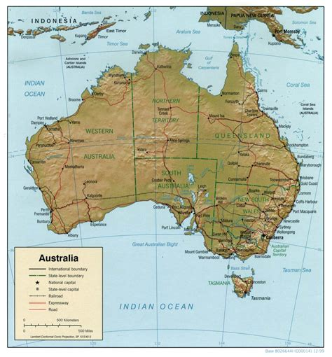 not map free australia oceania maps