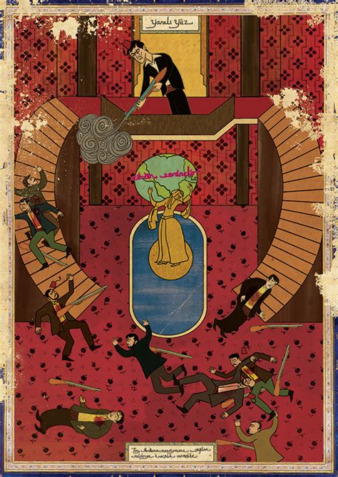 caf礙 luca cool ottoman style posters democratic