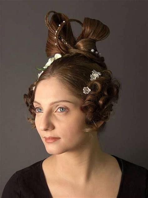 historical hairstyles 26 best biedermeier hairstyle images on pinterest