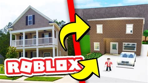 build my home building my real house in roblox