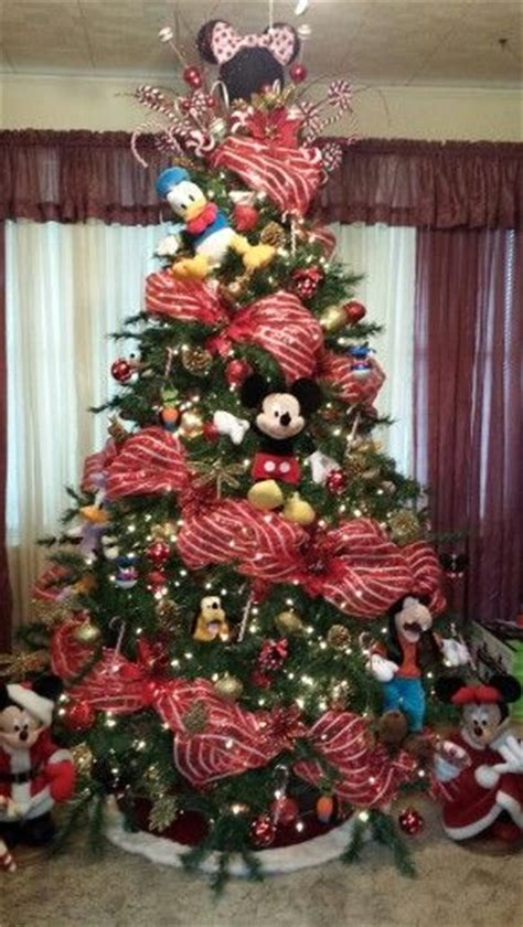 2014 christmas tree idea disney theme christmas trees
