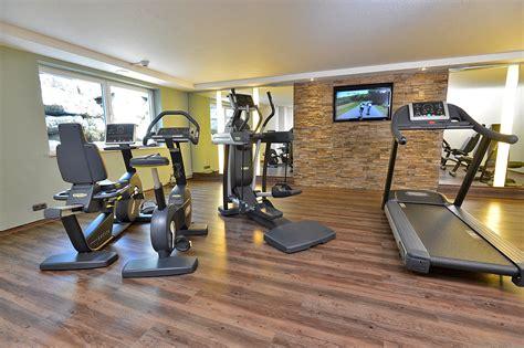 fitnessraum privat hotel oberstdorf allg 228 u auenhof studios und suiten