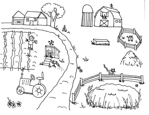 farm animals coloring pages preschool 6 images of farm safety coloring pages farm animals