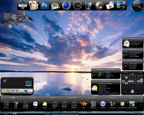 xtreme themes for windows 7 talisman 3 plus winstep xtreme by danmoore on deviantart