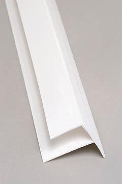 exceliner  corner pvc white moulding  ft
