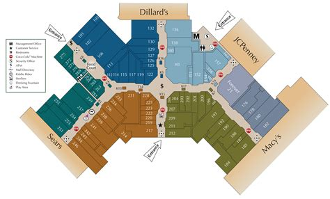 layout of fayette mall mall directory acadiana mall
