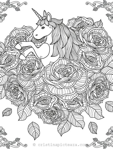 unicorn coloring pages unicorn horse  coloring