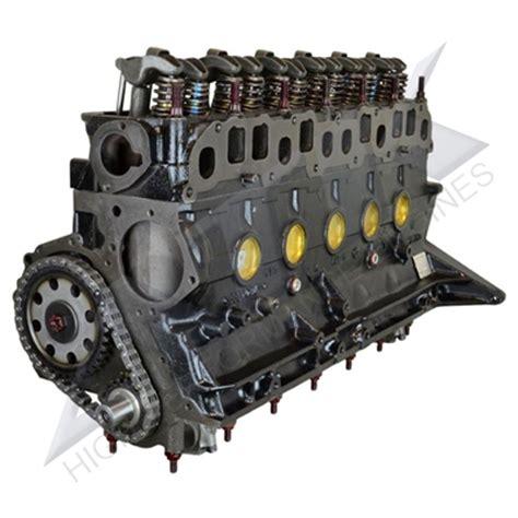 Jeep Stroker Crankshaft Jeep 4 7l Stroker Base Engine 205hp 00 01 Jeep