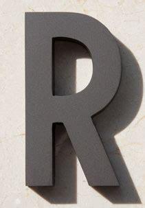 color anodized cast aluminum specs  numbers letters