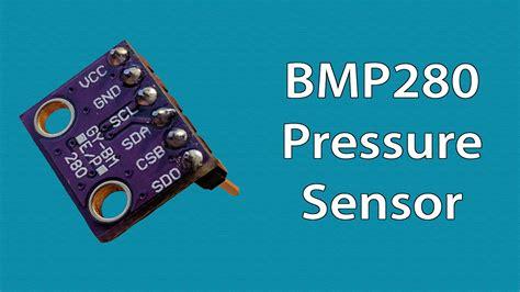 bmp pressure sensor module arduino tutorial youtube