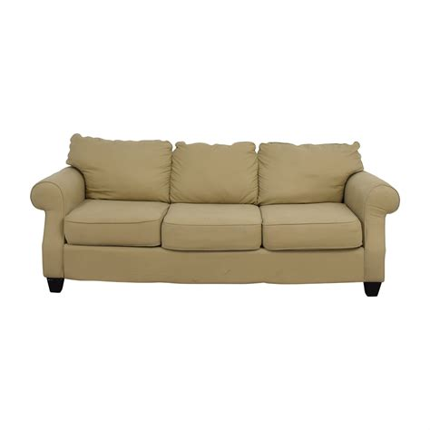 curved loveseat sofa curved arm sofa roll arm loveseat ethan allen