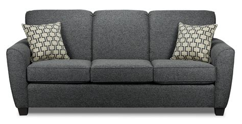 gray couch ashby sofa grey leon s