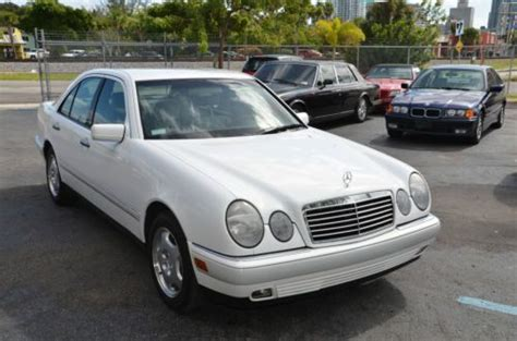 auto air conditioning repair 1997 mercedes benz e class parental controls find used 1997 mercedes benz e420 base sedan 4 door 4 2l in