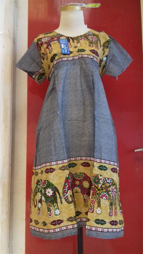Daster Batik Prabu Tali Kecil gudang baju daster batik katun murah gudangdaster