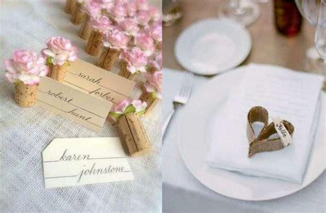 candele segnaposto per matrimonio segnaposto matrimonio fai da te economici rm51