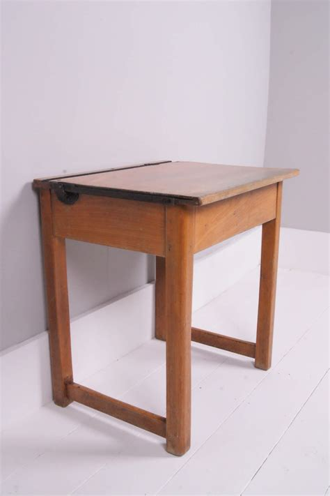 vintage style childrens desk children s vintage single desk with lift up lid