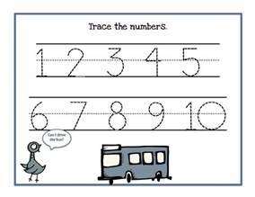 writing numbers 1 10 worksheet coffemix