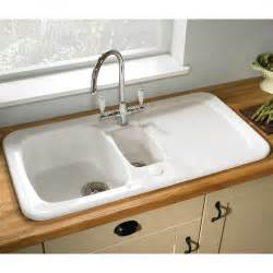white kitchen sink faucets white kitchen sinks uk 11790
