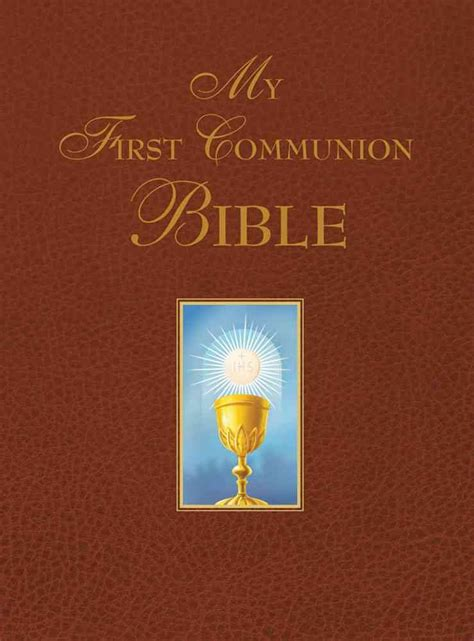 My Communion Bible my communion bible various book daywind