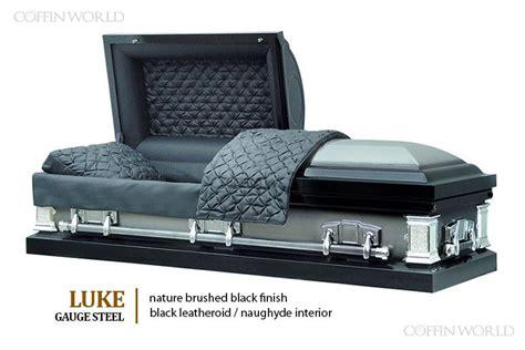 batesville full couch caskets luke metal casket caskets