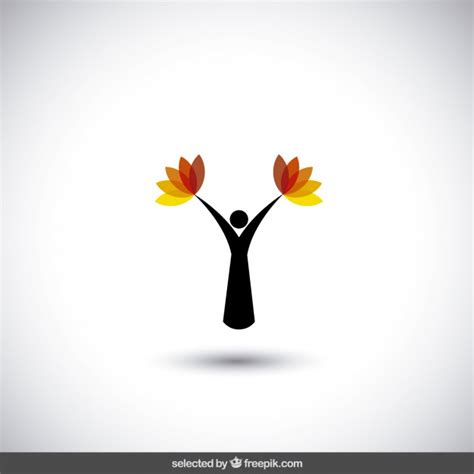 Abstract Tree Logo Vector Free Download Logo With Abstract Tree Vector Free