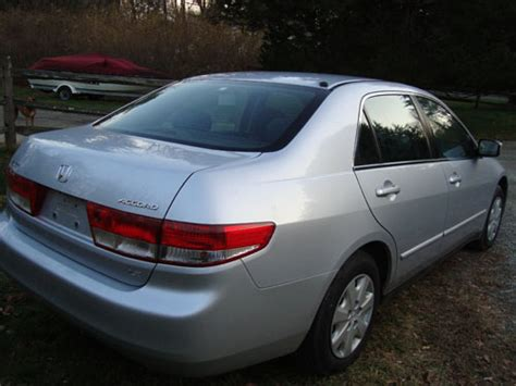 2003 honda accord lx condition sold sold