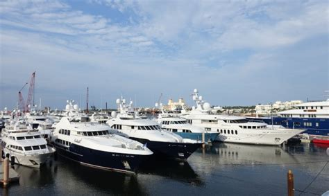 boat show west palm beach 2017 palm beach boat show 2017 attending superyachts