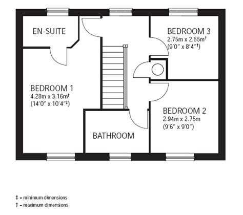 what is the minimum size of a bedroom what is the average size of a master bathroom 28 images