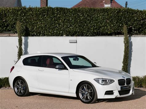 used white bmw 1 series m for sale dorset