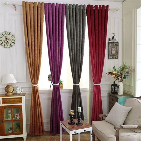 hotel style curtains luxury curtains european and american style hotel chenille