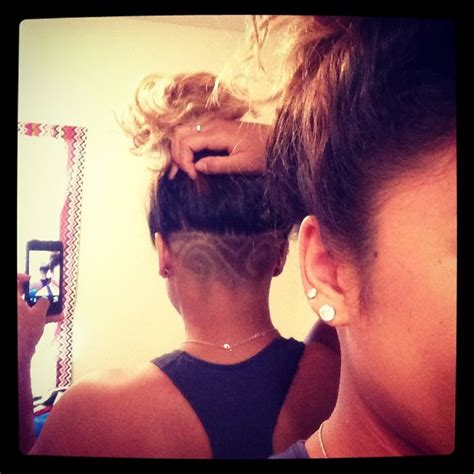 natural hair shaved nape new shave on point nape design shave my life my hair