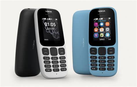 Nokia Senter 105 dijual mulai rp 200 ribu nokia 105 dan 130 resmi dirilis