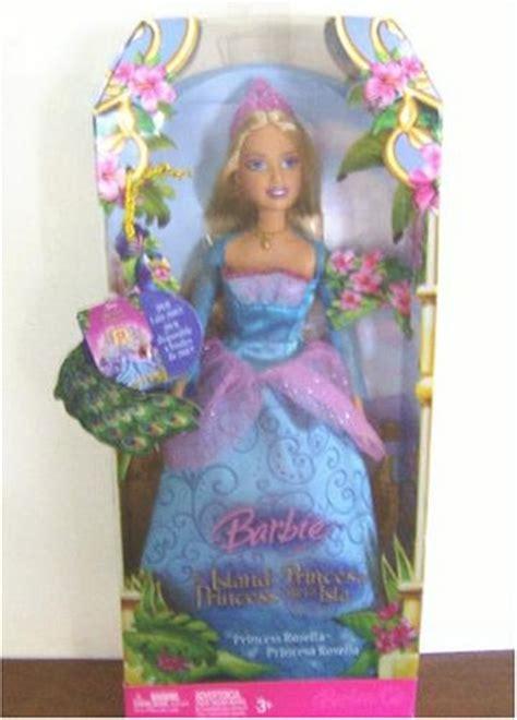 Rosela Set Dress rosella doll as the island princess photo