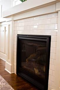 wood tile fireplace pin by v on home fireplace