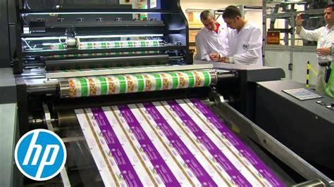 Digitaldruck Verpackung by Hp Digital Print Solutions For Packaging Hp