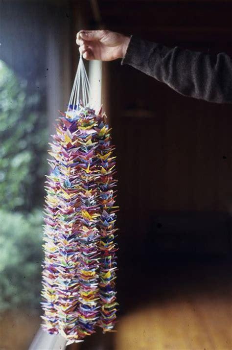 1000 Cranes Origami - japanese 1000 origami cranes senbazuru senbazuru is a