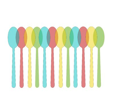 Panda Tea Spoon teaspoon 20clipart clipart panda free clipart images