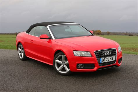 audi a5 mpg audi a5 cabriolet 2009 2017 running costs parkers