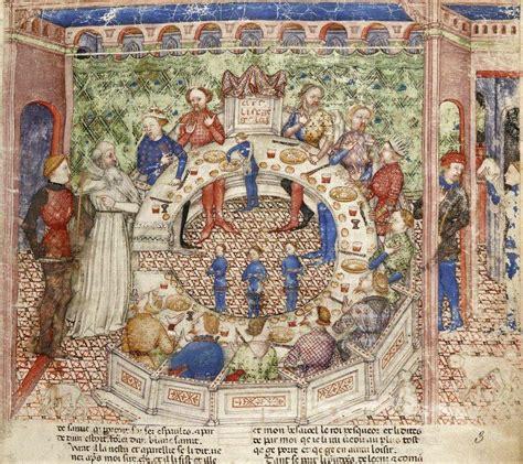 cavalieri tavola rotonda tutti a tavola rotonda folia