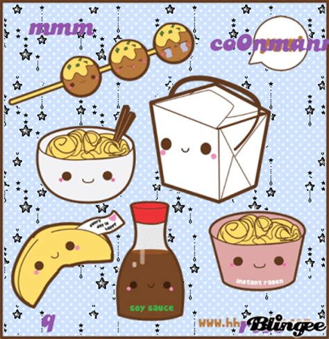 imagenes de comida saludable kawaii fotos animadas comida chibi para compartir 115516063