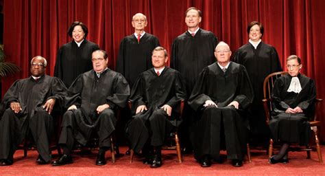 supreme court justices the not so reclusive justices politico