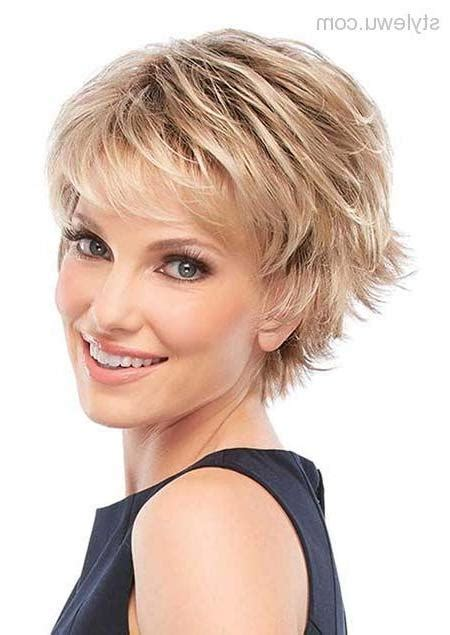 latest short hair style  women