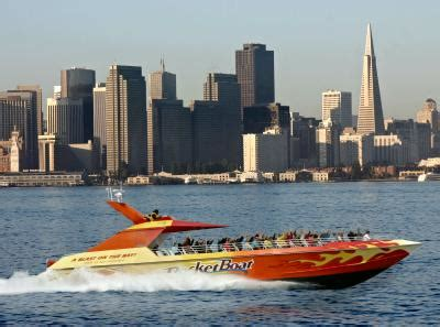 speed boat tours in san francisco san francisco rocket boat cruise boat tours on sf bay ca