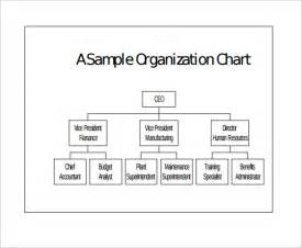 simple org chart template basic organization chart 17 free documents in