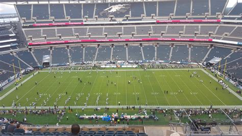 lincoln sections lincoln financial field section 201 philadelphia eagles