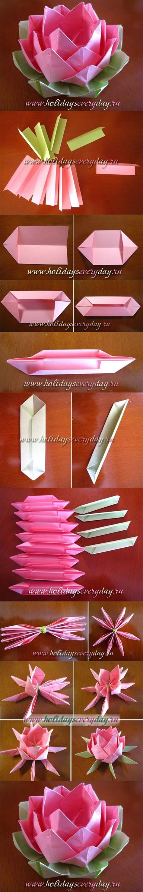 Useful Paper Crafts - this is easy craft of paper origami that can make