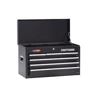 craftsman 6 drawer tool box quiet glide chest craftsman 6 drawer quiet glide chest black tools tool