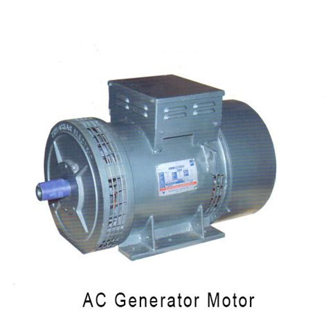ac motor manufacturers ac generator motor manufacturer from pune