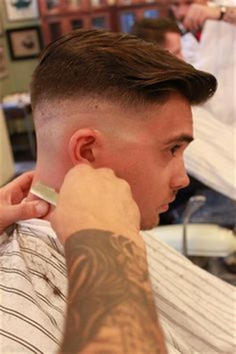 blending a weighted line mens haircuts fade haircuts for black men fresh cutz pinterest