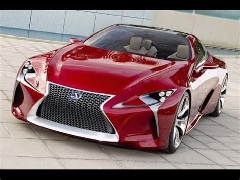 lexus lf lc 2017 lexus lf lc review official